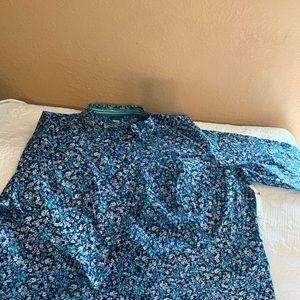 Women's long sleeve dress shirt